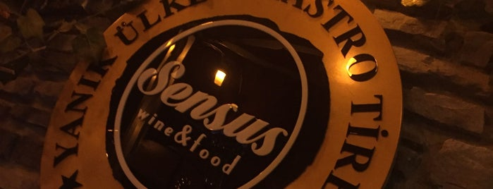 Sensus wine&food is one of ToDo:).
