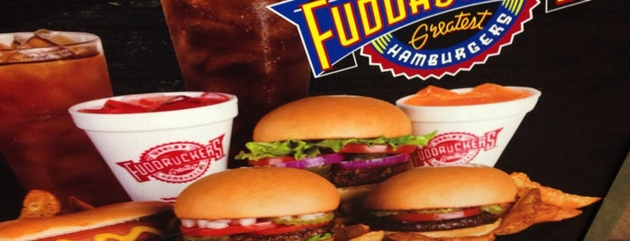 Fuddruckers is one of Children places and restaurants.