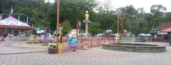 Bowcraft Amusement Park is one of New Jersey with kids.
