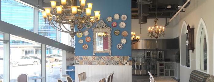Mosaic Restaurant موزاييك is one of Abu Dhabi.