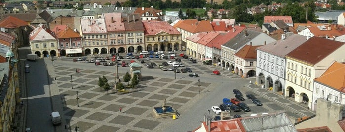Valdštejnovo náměstí is one of Orte, die Sergei gefallen.