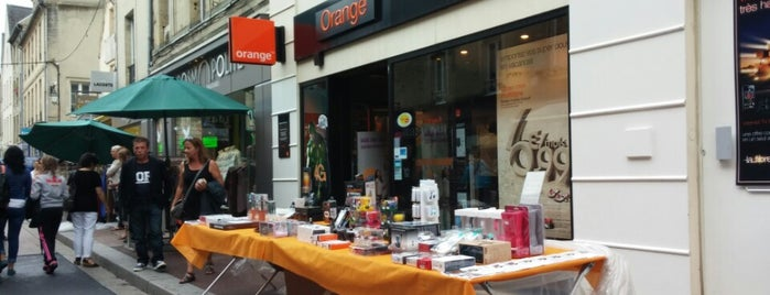 Boutique Orange is one of The Price of Freedom Trip.