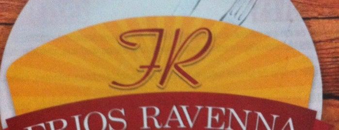 Frios Ravenna is one of Rio claro.