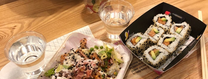 itsu is one of Dsignoriaさんのお気に入りスポット.