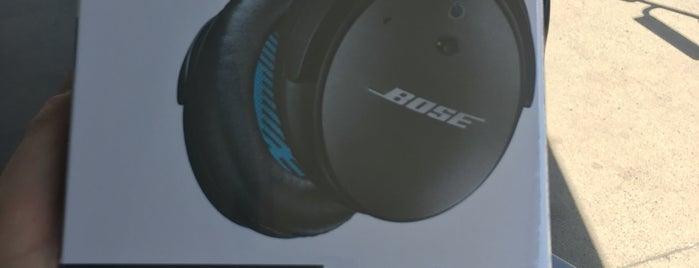 Bose is one of Locais curtidos por James.