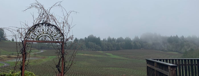 Elk Cove Vineyards is one of Portland.