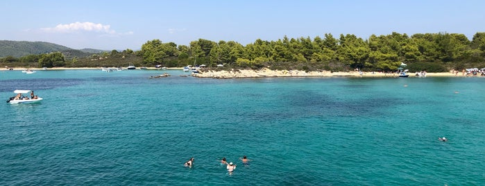Mirsini Beach is one of Cool Places at Halkidiki.