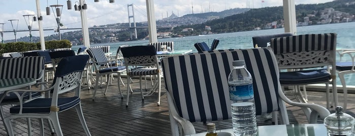 Bosphorus Grill is one of Istanbul.