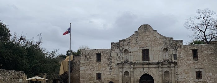 Fortress Alamo: The Key To Texas is one of Krzysztofさんのお気に入りスポット.