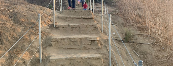Culver City Stairs is one of Alexiaさんの保存済みスポット.
