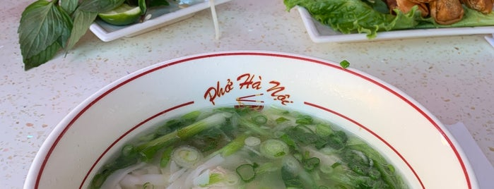 Pho Hà Nôi is one of San Jose.