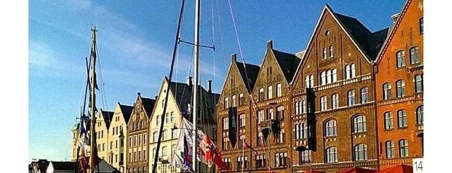 Bryggen is one of Norway :).