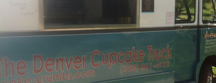 Denver Cupcake Truck is one of Chelly: сохраненные места.