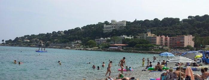 Plage de Roquebrune Cap Martin is one of Monaco.
