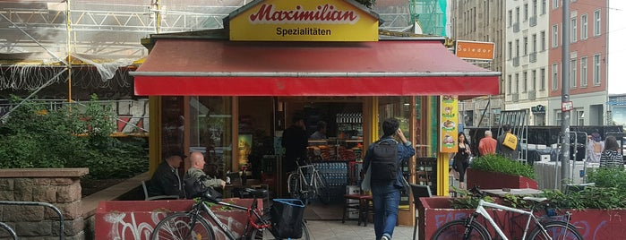 Maximilian Spezialitäten is one of Berlin.