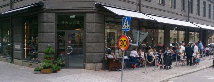 Broms is one of Stockholm | Food & Drink.