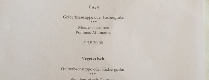 Restaurant zur Wanderruh is one of mamma.