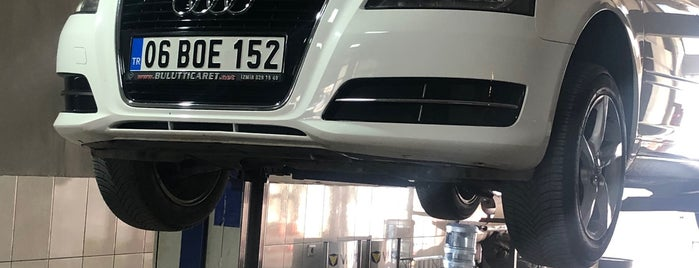 Beş Teknik VW Özel Servis is one of Tornacı : понравившиеся места.
