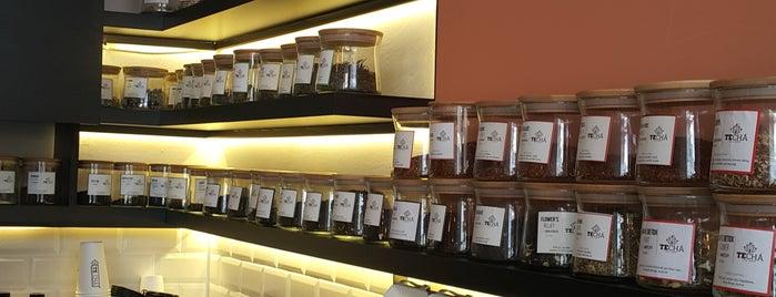Techa Tea Shop is one of Mineさんのお気に入りスポット.