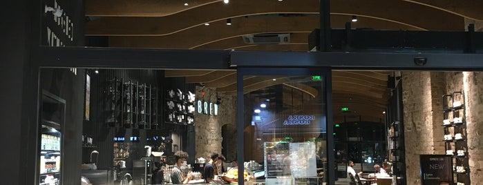 Espressolab Taksim Tünel is one of Locais curtidos por Pelin.