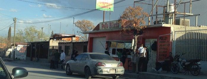 Pollo Mixto is one of Juarez.
