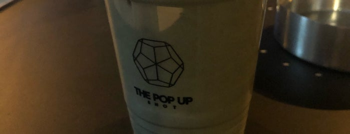 The POPUP Store is one of Riyadh.