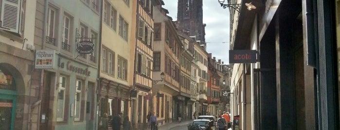 Rue des Juifs is one of Orte, die Martin gefallen.