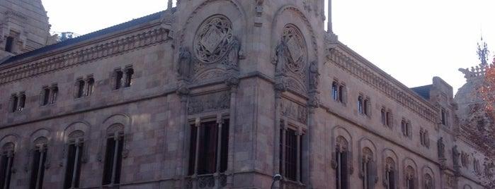 Palau de Justícia is one of Locais curtidos por Philippe.