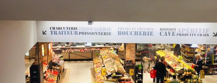 Carrefour Market is one of Paris.
