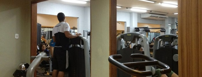 Workout Body and Fitness is one of Marina 님이 좋아한 장소.