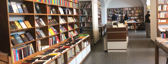 Autorenbuchhandlung is one of Berlin Best: Shops & services.