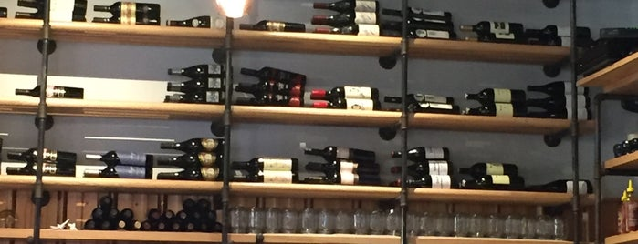 Vidalia Restaurant and Wine Bar is one of Mountains.