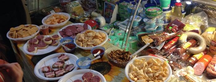 Украина Марокко магазин продукты is one of Lugares favoritos de Inessa.