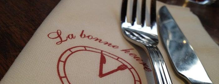 La Bonne Heure is one of Paris (17).