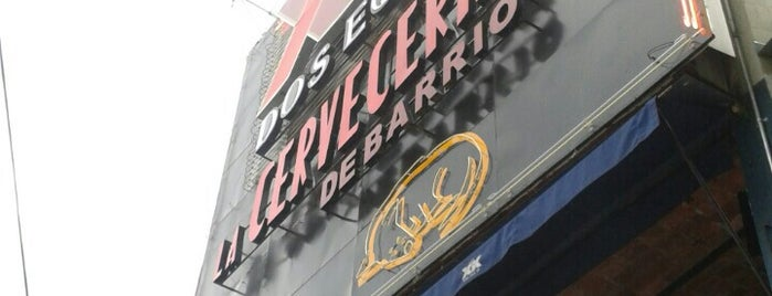 La Cervecería de Barrio is one of Some best places of Mexico City..