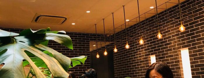 Baristart Coffee is one of Work-Friendly Cafés.