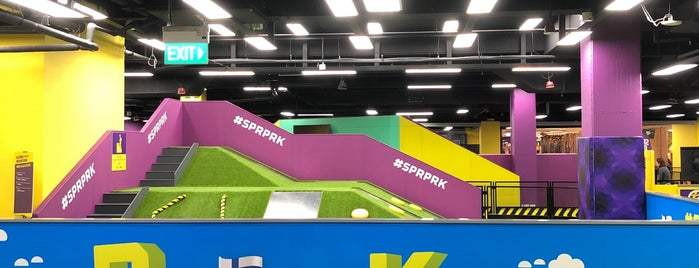 Superpark Singapore is one of Singapore.