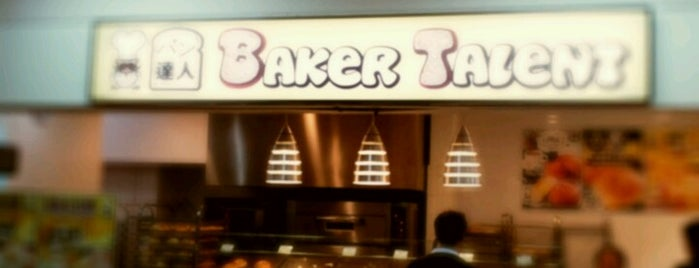 Baker Talent is one of Orte, die 冰淇淋 gefallen.