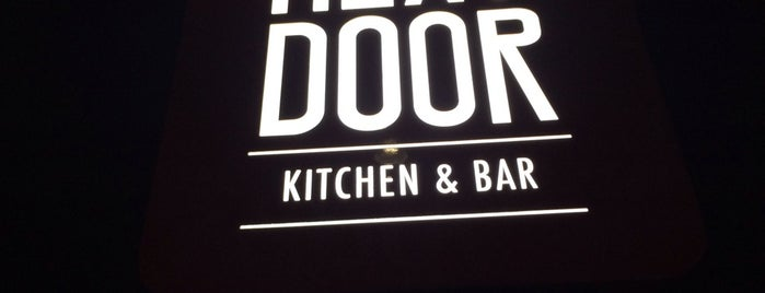 Next Door Kitchen And Bar is one of Mcさんの保存済みスポット.