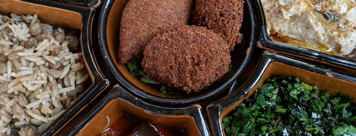 Al-Amir Restaurant is one of Orte, die Ruth gefallen.