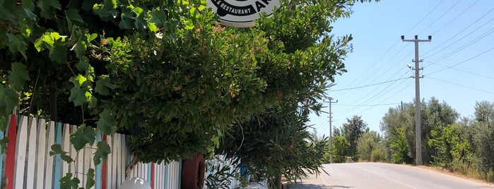 Çardak Restaurant is one of Gezi.
