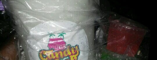 Candy Shack Daiquiris To Go is one of Tempat yang Disimpan C.