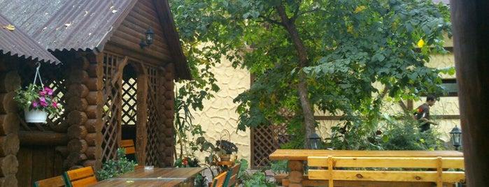 Кафе «Парк» is one of Lieux qui ont plu à Ксюша.