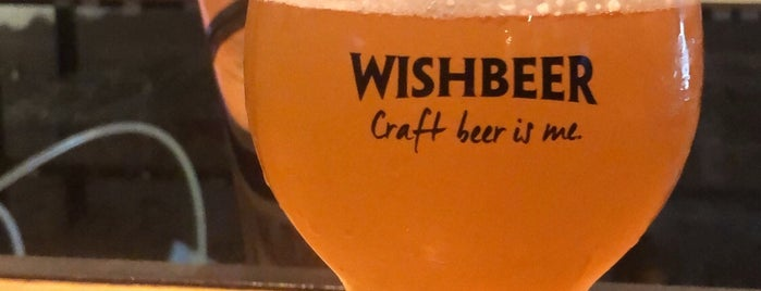 Wishbeer is one of Wanna getting there..