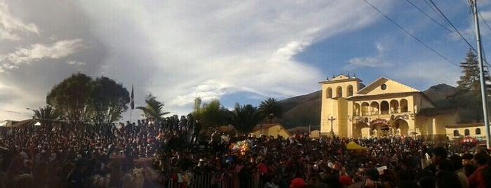Iglesia de San Jerónimo is one of Peru.