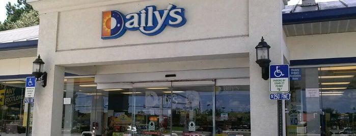 Daily's is one of Lugares favoritos de Elle.