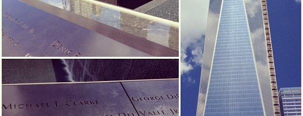National September 11 Memorial & Museum is one of US Landmarks.