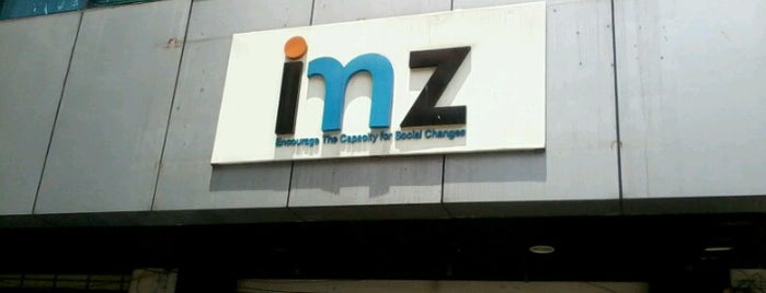 IMZ Building is one of imz circle.