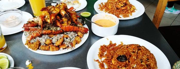 La Barca del Marisco is one of Food & Fun - Quito.