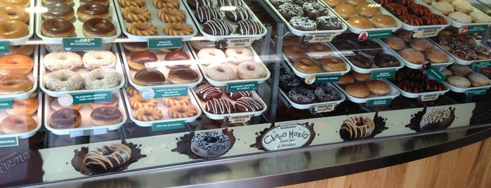 Krispy Kreme is one of INSURGENTES.